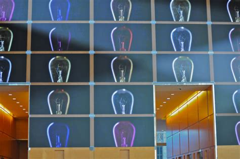 comcast center light comcast center philadelphia pennsylvania usa