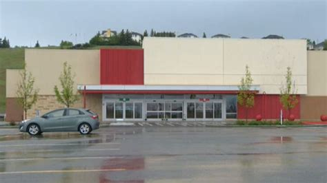 lowe s taking two former target locations in calgary