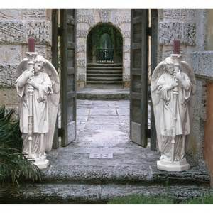 Large Sculptures Home Decor best outdoor angels sculptures