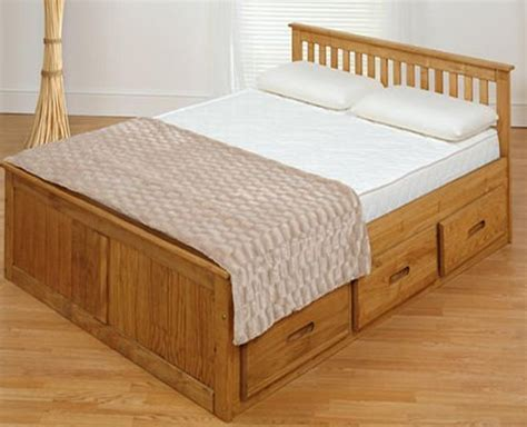 Wooden Bed Frame With Storage Understanding Wood Wood Shop