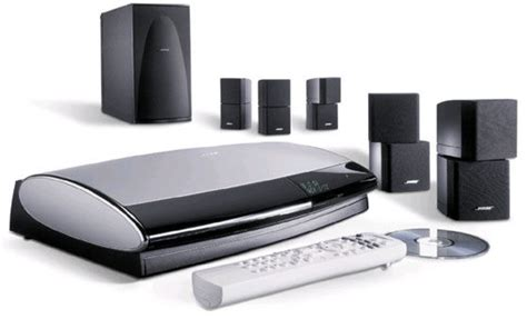 bose lifestyle  ii dvd home theatre system  sale