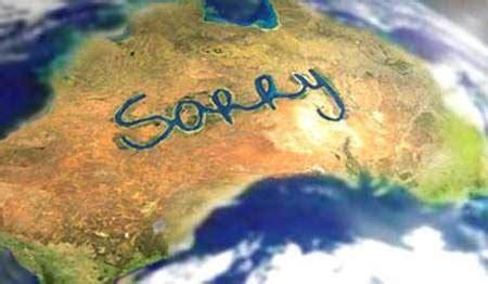 australia formally apologizes to its aboriginal stolen