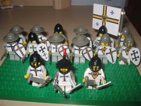 Lego Knights War classic castle view topic updated teutonic