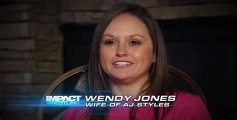 wendy jones aj styles wife 5 fast facts you need to