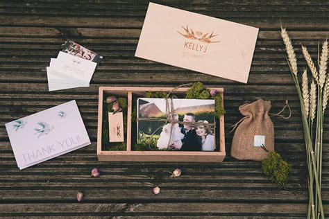 natural photography packaging  wedding clients