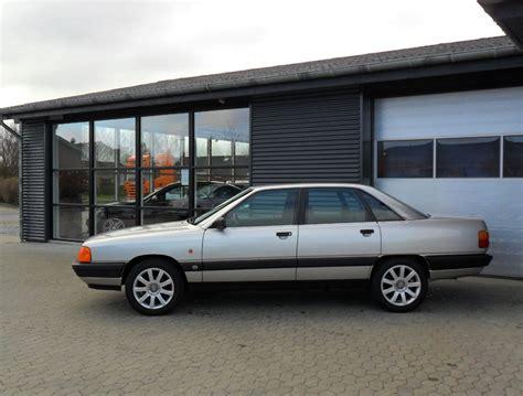 Audi Typ 44 by Audi 100 Typ 44 Silbersch 246 N Youngtimer Bilder De