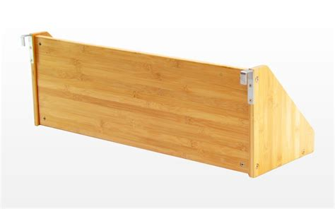 On The Shelf Clip by Clip On Bed Shelf Bamboo Children Furniture