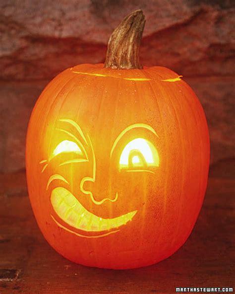 martha stewart pumpkin templates the winker how to light a pumpkin martha stewart