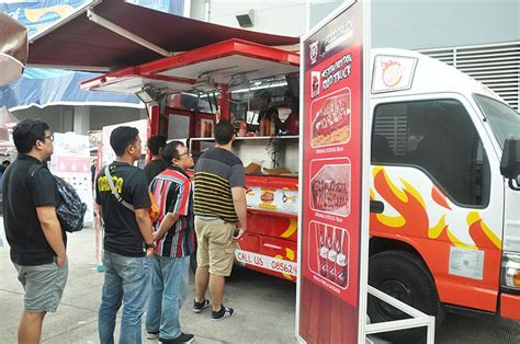 indonesian food truck design food trucks satisfying eateries and drinks at giias 2015