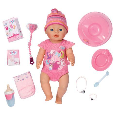 doll uk baby born interactive doll ebay