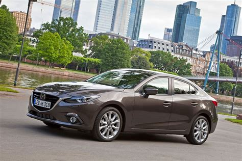 mazda saloon cars mazda 3 saloon 2013 revealed carbuyer