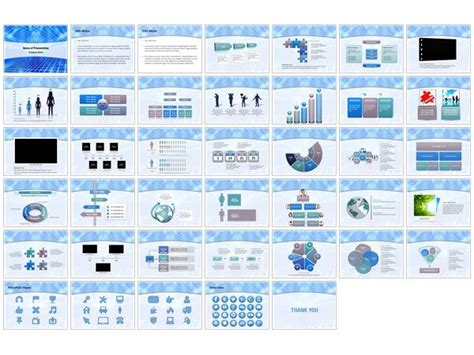 powerpoint layout grid abstract blue grid powerpoint templates abstract blue