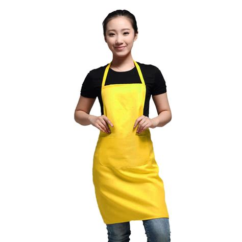 Cooked Clothes It Or It by Waist Apron Commercial Restaurant Home Bib Kitchen Cook