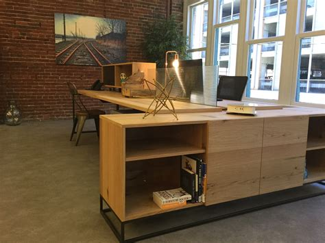 west elm industrial desk spotlight on west elm workspace s new industrial desk