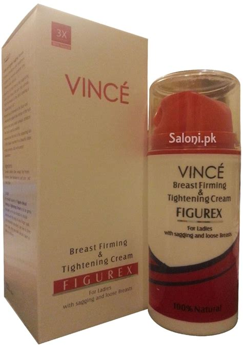 vince figurex breast firming tightening for rs 0