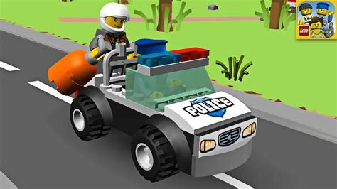 police game lego city kids play games youtube