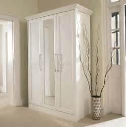 white wardrobe closet with mirror home design ideas
