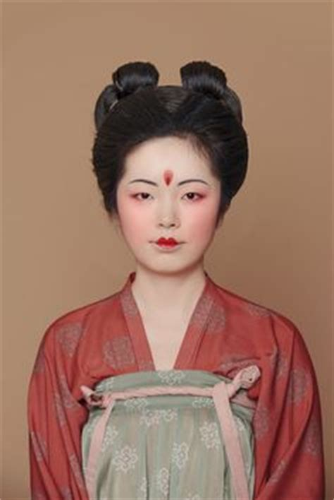 chinese hairstyles history 1000 images about tang dynasty costumes on pinterest