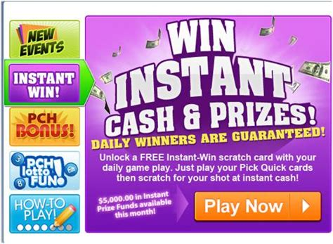 Pchlotto Sweepstakes - hit it big at pchlotto pick your numbers play for free pch blog