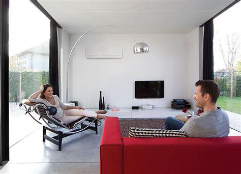 Small Energy Efficient Homes customers daikin