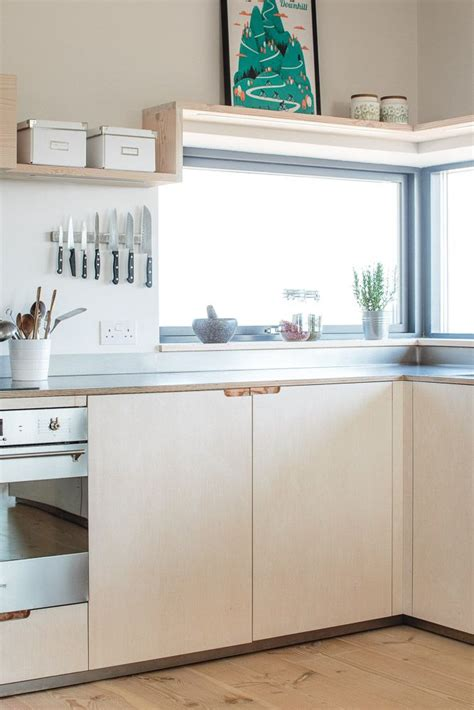 Sustainable Kitchen Cabinets by 1000 Ideas About Plywood Kitchen On Pinterest