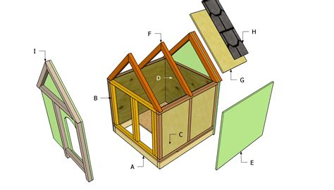 insulated cat house plans free insulated dog house plans with supply list and