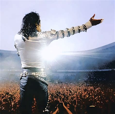 a piece of history: michael jackson live at wembley