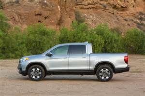 2016 Honda Truck 2017 Honda Ridgeline Looks More Truck Like Gets In Bed