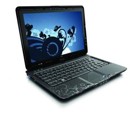 hp touchsmart tx brings multi touch screen  notebooks