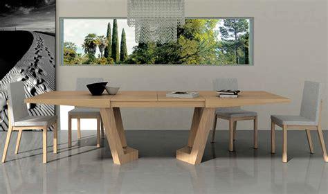 muebles espa oles modernos mesa de comedor extensible olimpia en portobellostreet es