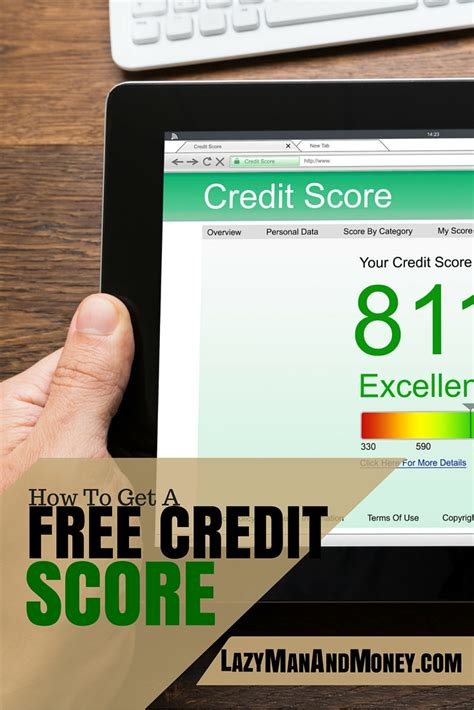 Credit Score Formula 2015 How To Get A Free Credit Score Lazy And Money