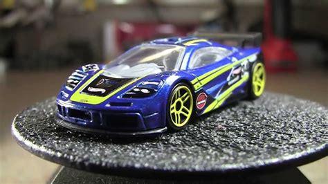Mclaren F1 Gtr Hitam By Hotwheels wheels quot cars of the decades quot mclaren f1 gtr