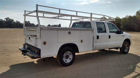 royal utility bed 2005 ford f250 crew cab royal utility bed 4x4 sas motors