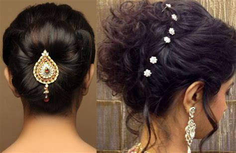 Different Bun Hairstyles by Different Types Of Hair Style Buns Hair Is Our Crown