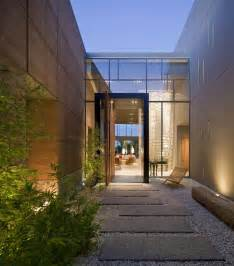 Modern Entrance Door by Glass Entrance Front Door Massive Modern Home In Las Vegas