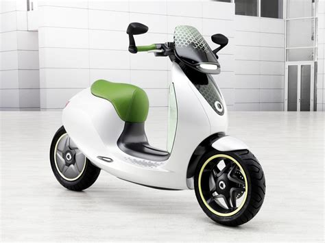 mercedes motorcycle mercedes benz to produce smart escooter in 2014