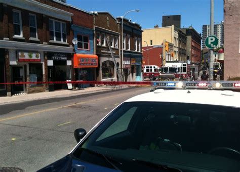 Kitchener News by Officials Investigate A Suspicious In Downtown Kitchener Ctv Kitchener News