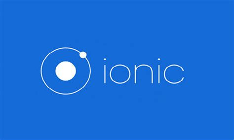 ionic sass tutorial 7 laudable frameworks to flawlessly develop html5 apps