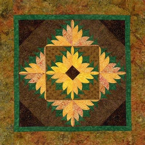 268 best images about quilts sunflower on