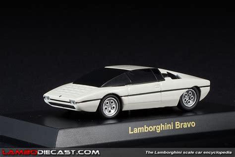 Lamborghini Bravo by The 1 64 Lamborghini Bravo From Kyosho A Review By