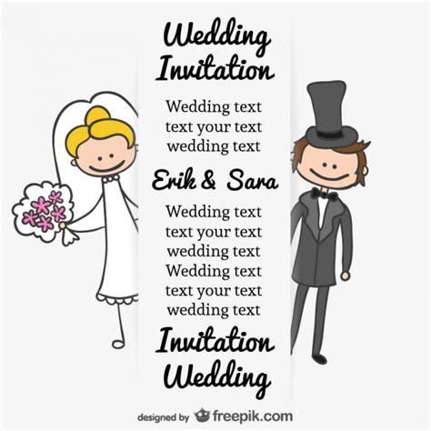braut comic invitaci 243 n de boda estilo c 243 mic descargar vectores gratis