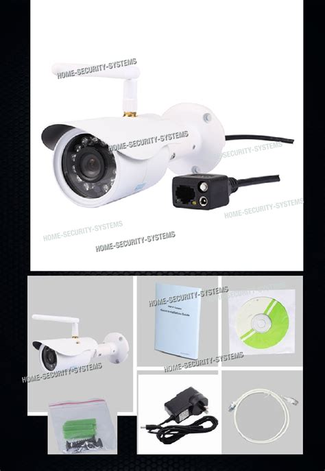 wireless home security system ip cctv wifi nanny