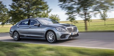 2018 mercedes s class offers 24 flavors the torque