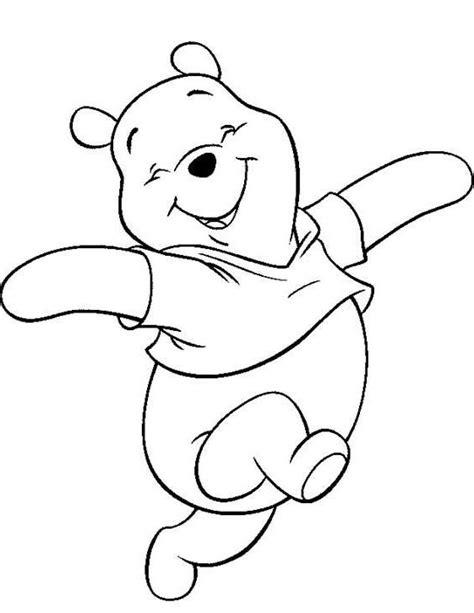 imagenes de winnie pooh solo para colorear winnie pooh dibujos para imprimir y colorear lamina 6