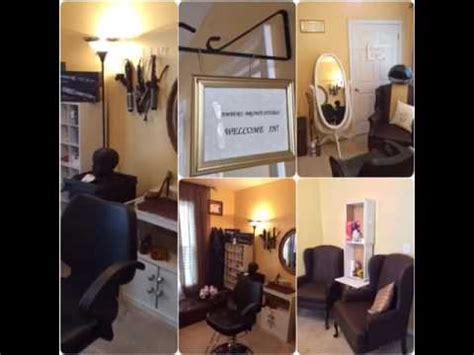 this is my home hair salon home salon ideas pinterest diy home hair salon small space ambers brown studio salon