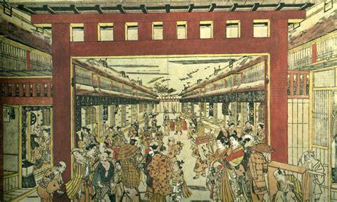 era tokugawa epic world history japan tokugawa bakuhan system