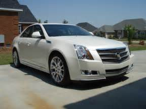 2010 Cadillac Cts 2010 Cadillac Cts Pictures Cargurus