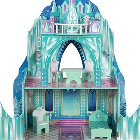 disney frozen doll house frozen toys elsa doll house ice castle dollhouse disney mansion anna elsa wood