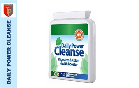 Detox Daily Power Cleanse by Daily Power Cleanse Avis Et Test