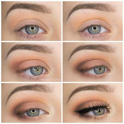 tutorial makeup geek makeup geek peach smoothie geek chickadee frappe purely